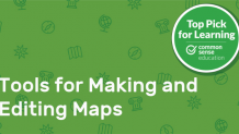 Tools for Making and Editing Maps social image