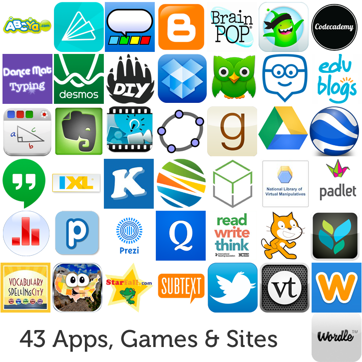 43 Apps, Games, and Websites Transforming This Year's Classrooms | Common Sense Education