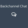backchannel chat website