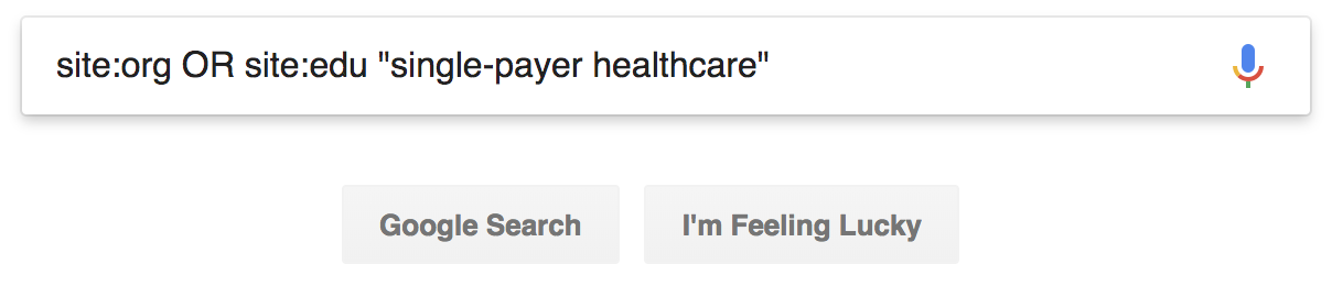 "site:org OR site:edu ""single-payer healthcare"""