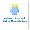 national library of virtual manipulatives website