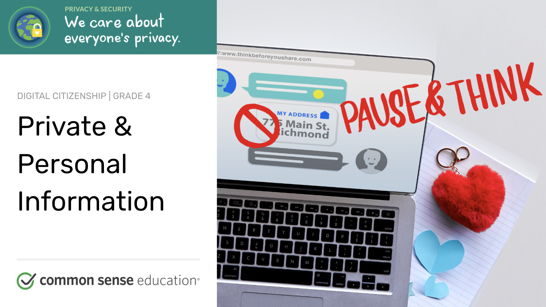 12 Great Lesson Plans for Internet Safety | Common Sense Education