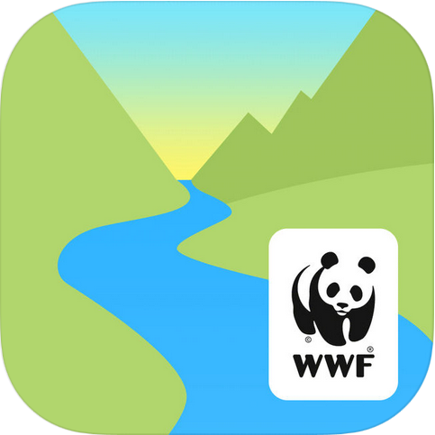 wwf free rivers app