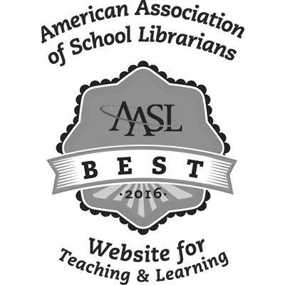 Best Website for Teaching & Learning: American Association of School Librarians, 2016