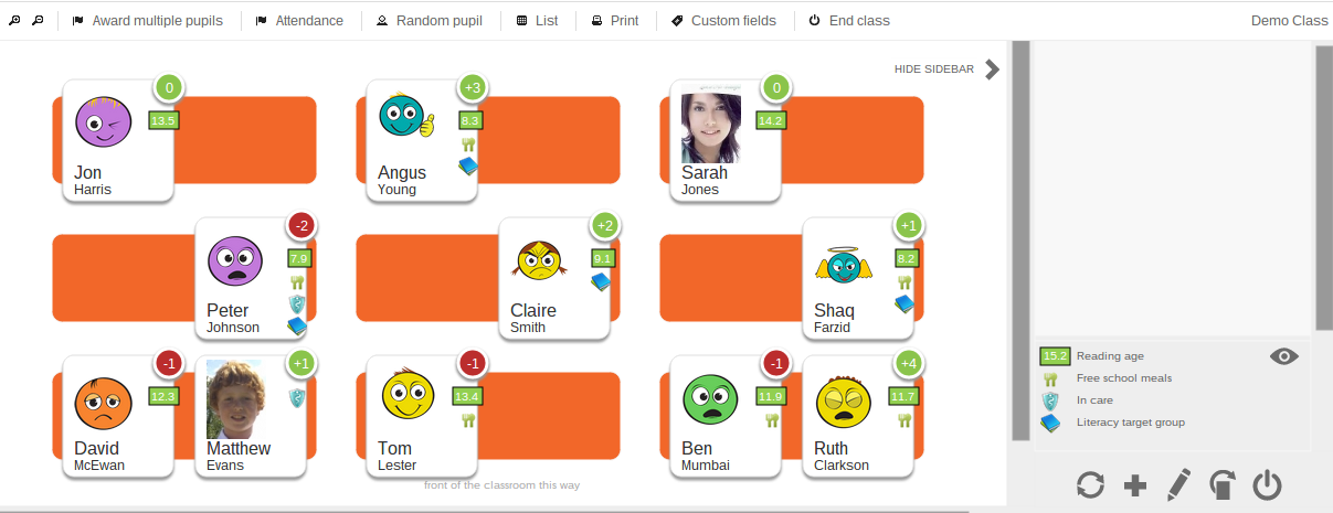 Class Charts Educator Review