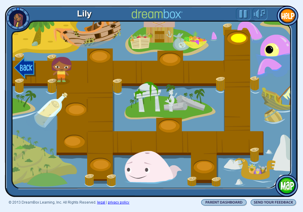 Dreambox Online For Kids