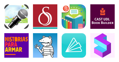 Apps and Sites for Storytelling
