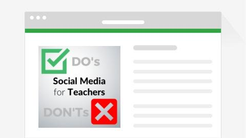 Protecting Student Privacy on Social Media: Do's and Don'ts for Teachers