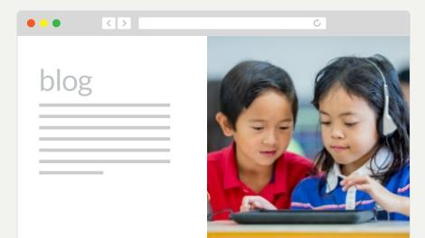 Empower ELLs with Classroom Tech